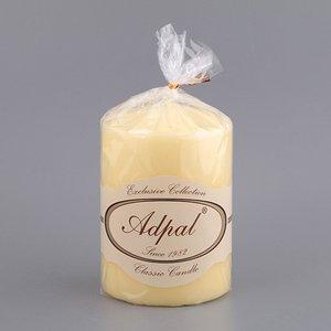 Свеча 348-432 лимонная 20*10 см