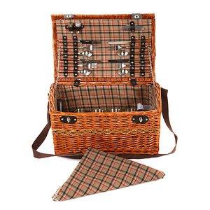 Набор для пикника 350-030 на 4 персоны 30 пр.