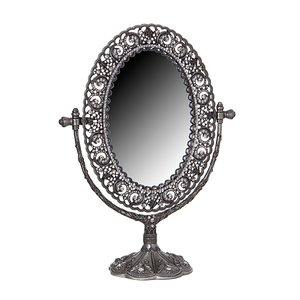 Зеркало 365-122 настольное 26*19 см.