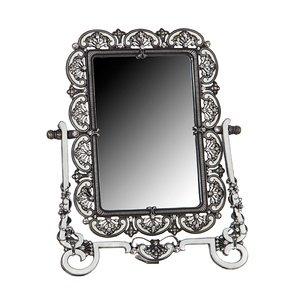 Зеркало 365-123 настольное 23*18 см.