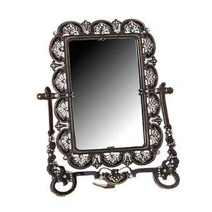 Зеркало 365-124 настольное 23*15 см.