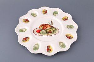 Тарелка 388-308 для яиц, 29 см