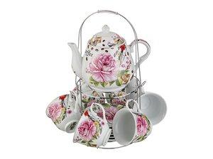 Чайный сервиз 389-137 на 6 персон 13 пр. 1000/200 мл