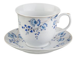 Набор чайный 389-298 на 1 перс. 2 пр. 200 мл