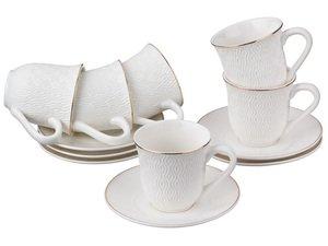 Кофейный набор 389-426 на 6 персон 12пр. 100мл