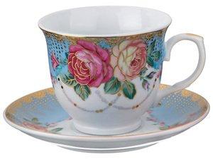Чайный набор 389-444 на 1 персону 2 пр. 200 мл