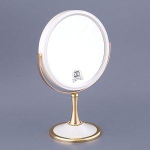 Зеркало 416-074 настольное со стразами диаметр 20 см.