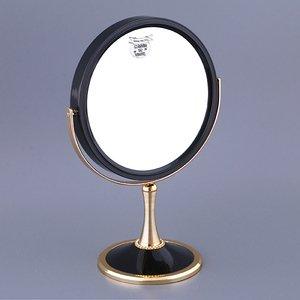 Зеркало 416-075 настольное со стразами диаметр 20 см.