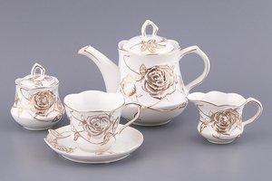 Чайный сервиз 418-039 на 6 персон 15 пр.