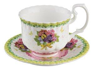 Чайный набор 436-075 на 1 персону 2 пр. 230 мл