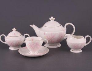 Чайный сервиз 440-005 на 6 персон 15 предметов