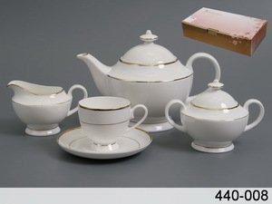 Чайный сервиз 440-008 на 6 персон 15 пр.