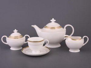 Чайный сервиз 440-051 на 6 персон 15 пр. 1350/200 мл