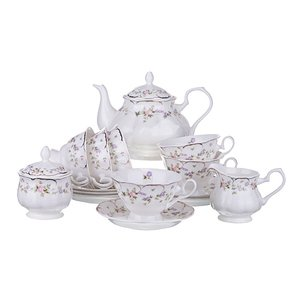 Чайный сервиз 440-132 на 6 персон 15 предметов