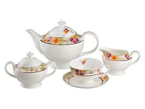 Чайный сервиз 440-154 на 6 персон 15 пр.
