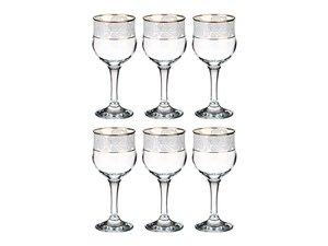 Набор бокалов для вина 484-130 из 6 шт