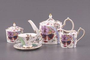 Чайный сервиз 586-103 на 6 персон 15 пр.