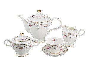 Чайный набор 586-250 на 6 персон 15пр.