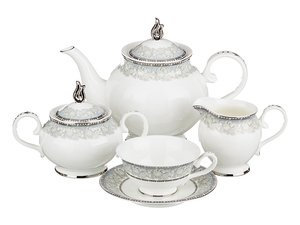 Чайный сервиз 586-269 на 6 персон 15 пр. 1200, 200 мл