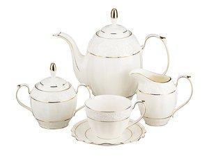 Чайный сервиз 590-115 на 6 персон 15 пр. 1200, 200, 350, 300 мл