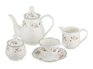 Чайный сервиз 590-121 на 6 персон 15 пр. 1000/250/350/300 мл