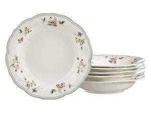 Набор тарелок 590-129 суповых из 6 шт.