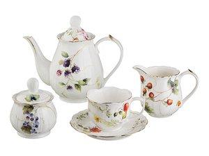 Чайный сервиз 590-151 на 6 персон 15 пр. 1000/250/300 мл