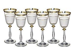 Набор бокалов 615-621 для вина из 6 шт