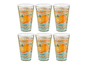 Набор стаканов 650-573 из 6 шт