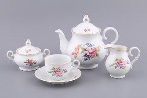 Чайный сервиз 655-140 на 6 персон 15 пр.