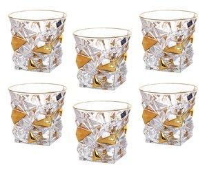 Набор стаканов 663-076 для виски из 6 шт