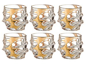 Набор стаканов для виски 663-090 из 6 шт.