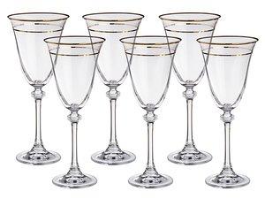 Набор бокалов 669-087 для вина из 6 шт
