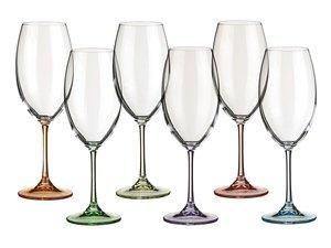 Набор бокалов для вина 669-116 из 6 шт