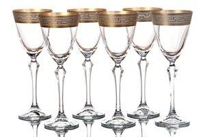Набор 674-145 бокалов для вина 6 шт 190 мл
