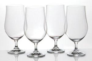 Набор бокалов 674-166 для пива из 4 шт, 380 мл