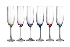 Набор 674-208 бокалов для шампанского 6 шт