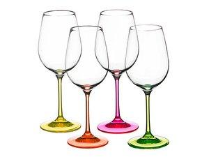 Набор бокалов 674-295 для вина из 4 шт