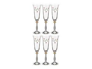 Набор бокалов для шампанского 674-475