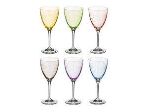 Набор бокалов для вина 674-486 из 6 шт