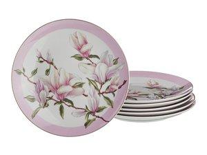 Набор тарелок 69-2237 из 6шт, 20 см