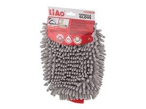 Варежка 705-057 2-х сторонняя для уборки пыли, 24*17 см