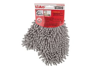 Варежка 705-058 2-х сторонняя для уборки пыли, 24*20 см