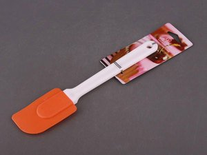 Лопатка силиконовая 710-008, 18 см