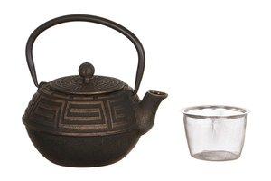 Заварочный чайник 734-028 чугунный, 1200 мл