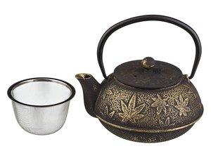 Заварочный чайник 734-038 чугунный , 600 мл
