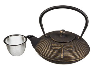 Заварочный чайник 734-044 чугунный , 800 мл