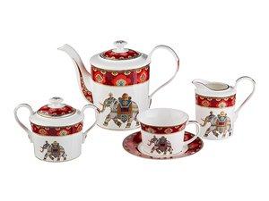 Чайный сервиз 760-270 на 6 персон 15 пр. 1500, 250 мл