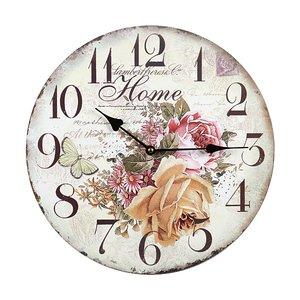 Часы настенные 799-001, диаметр 35 см