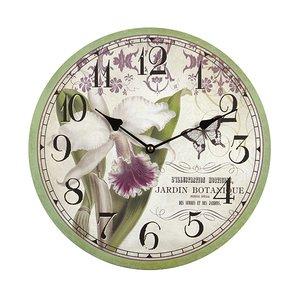 Часы настенные 799-005, диаметр 35 см